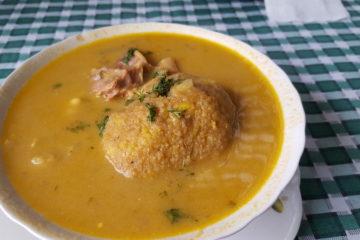 bolon de verde recette typique equateur