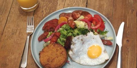 recettes d'Amérique du Sud : steak de quinoa