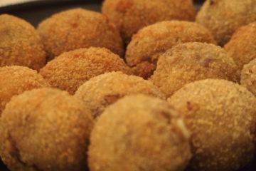 recette d'uruguay : croquetas