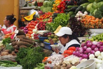 amerique latine amerique du sud marché inaquito