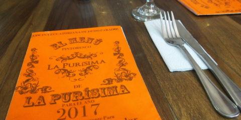 amerique latine amerique du sud restaurant purisima