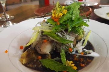poisson a la biere recette typique Equatorienne