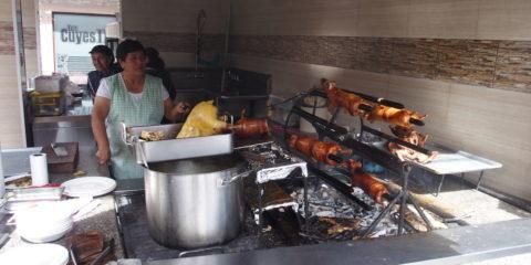 recette equateur cuisine cuy cochon d'inde