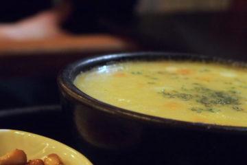 Recette soupe quinoa Equateur