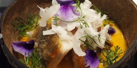 spécialité equateur encocado de pescado