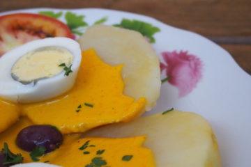 recette de cuisine péruvienne