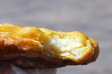 cuisine typique du pérou : yucca rellenode queso
