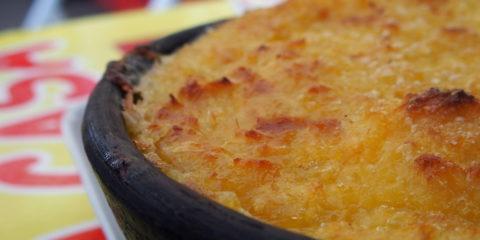 recette typique chilienne, le pastel de choclo