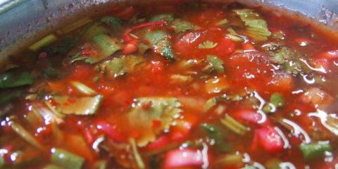 recette de cuisine chilienne typique