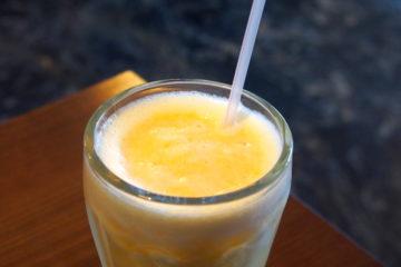 boisson sud américaine : smoothie ananas