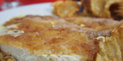 recette Sud-Américaine : milanesa