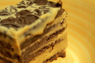 recette d'Argentine traditionnelle : chocotorta