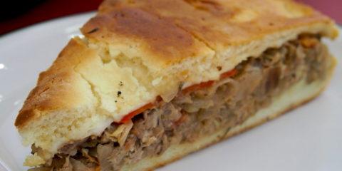 recette d'empanadas : empanada gallega