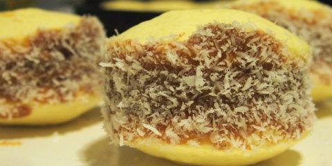 recette de gâteau sud américain Alfajores de maizena