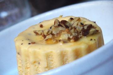 recettes de cuisine de desserts argentins typiques : mousse aux fruits de la passion