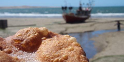 cuisine de dessert typique d'uruguay : tortas fritas