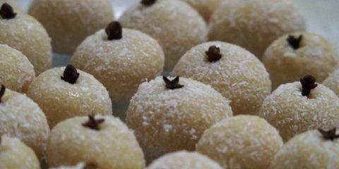 recette de cuisine typique Brésilienne des beijinho