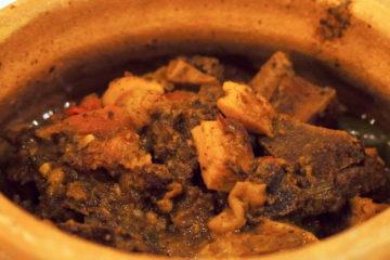 recette de plat brésilien : sarapatel