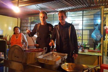 recette equateur cuisine colada morada
