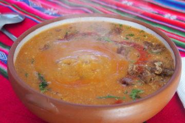 plats typiques boliviens
