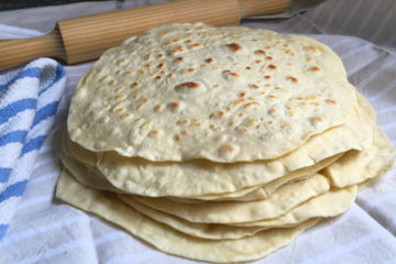 Recettes traditionnelles mexicaines tortillas